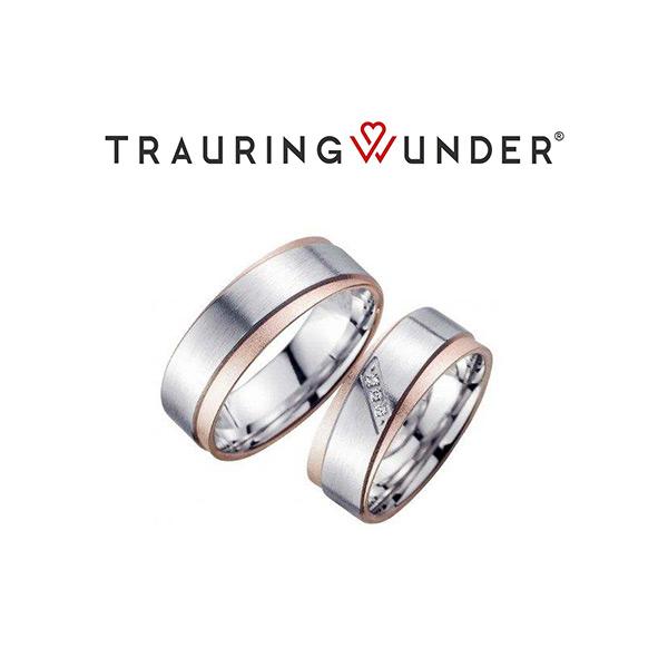 Trauringe Trauringwunder Logo